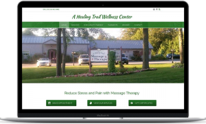 A Healing Trail Massage Therapy website