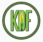 KDF Tree and Landscape logo
