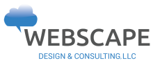 Webscape Design & Consulting logo