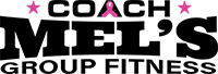 Coach Mel's Group Fitness logo